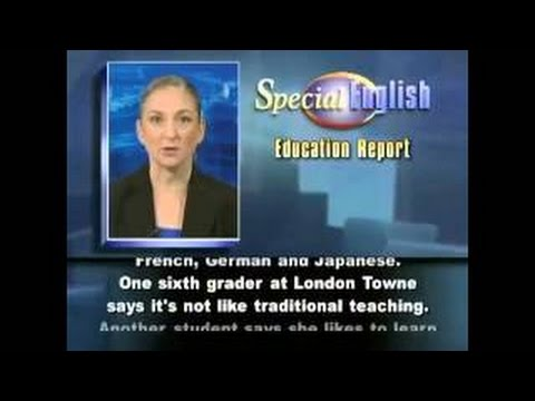 VOA Learning English 2015, VOA Special English 2015, Educational Report Compilation #13