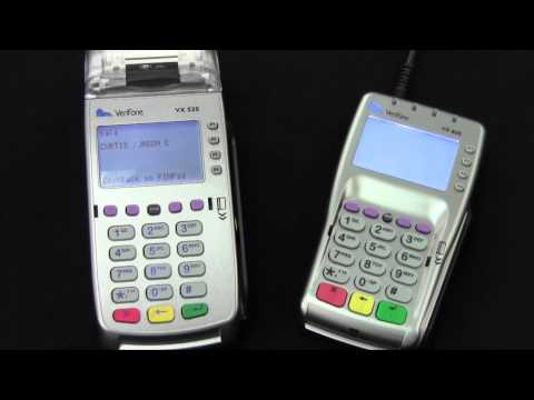 Introduction to the New VeriFone VX 805