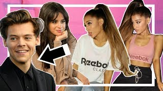 Celebrities REACTING To Ariana Grande | FAMOUS PEOPLE Talking About Ariana Grande