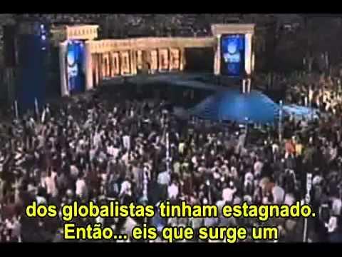 Alex Jones - The Obama deception Legendado PT/BR 1º Parte