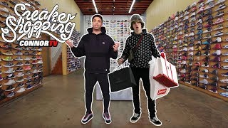 Sneaker Shopping With Complex Contest with Joe La Puma!