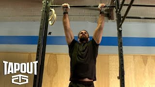 "Seth Rollins' inspirational workout: ""Pre-Match Moments,"" powered by Tapout"