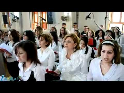 great friday 2012 virgin mary church zaidal part 1.MP4