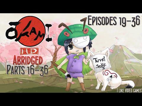 Cry Abridges: The Second Arc of Okami [P19-36]