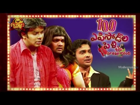Jabardasth - Sudigali Sudheer -Kiraak Comedy Show - 04 : 100...