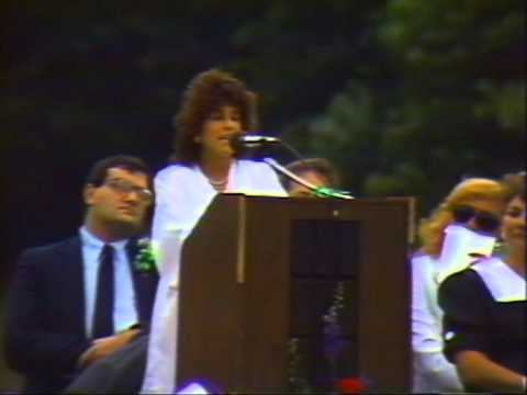 East Brunswick High School's Class of 1987 Graduation Ceremony
