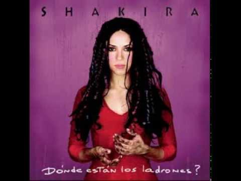 Shakira - Si Te Vas