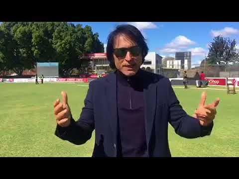 Faheem blows away Zimbabwe   3rd ODI   Pakistan V Zimbabwe thumbnail