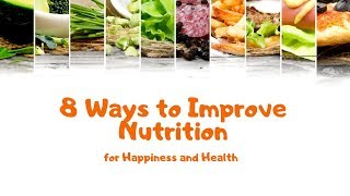Life Hacks to Improve Nutrition for Mental Health