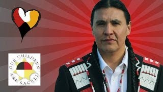 Bring the Lakota Children Home Video Chase Iron Eyes
