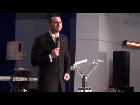 Проповедь Сергей Родидял. Исцеление как состояние ума. Часть 1. Церковь Христа Спасителя Тирасполь.