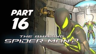 The Amazing Spider-Man 2 Walkthrough Part 16 - Big Time Costume (PS4 1080p Gameplay)