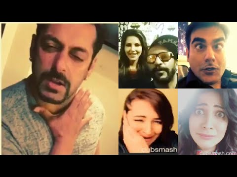Bollywood Dubsmash Compilation 2015 | Salman Khan, Sunny Leone | Part 2