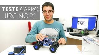 Review JJRC NO.22 4WD RC Car