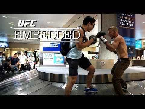 UFC Embedded Vlog Series  Episode 4