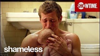 'He'll Be Fine, You Won't Hurt Him' Ep. 2 Official Clip | Shameless | Season 10
