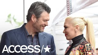 Blake Shelton & Gwen Stefani's Love Story Over The Years
