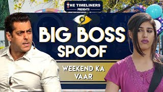 Salman Khan Kicked Out Of Bigg Boss | Bigg Boss Spoof | The Timeliners