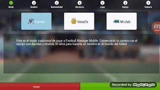 Footbal Manager 2018!!!#1