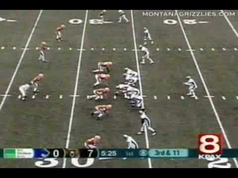 University of Montana vs Montana State 2008 Highlights Video
