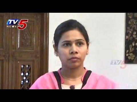Bhuma Akhila Priya Unanimously Elected as Allagadda MLA : TV5 News