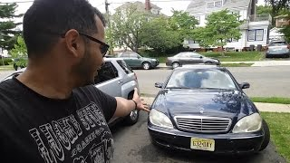 Fixing The Loudest S-Class In The World!