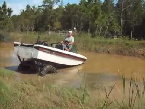 Boat Buggy Build and Testing