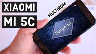 RECENSIONE Xiaomi Mi 5c, il primo con processore Surge S1 | MultiROM ITA