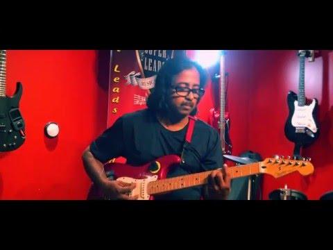 En Kadhal Kanmani - Live Guitar Instrumental by Kumaran