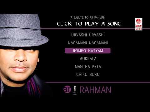 Ar Rahman Telugu Hit Songs | Telugu Golden Hit Songs | Jukebox 2 video