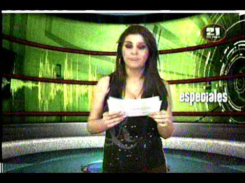 11.03.10 Especial de Tokio Hotel en Honduras  Telered 21  WSNA Oficial Fan Club Part 1