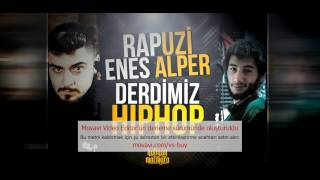 Enes Alper düet Rapuzi - Derdimiz Hiphop ( Official Audio ) 2015