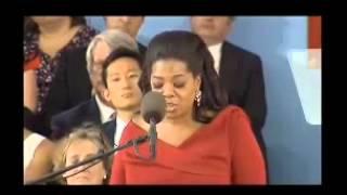 Oprah Winfrey Harvard University Commencement Speech 5/30/2013 | Part 2
