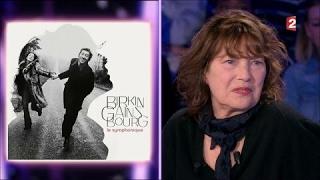 Jane Birkin - On n'est pas couché  replay  6 mai 2017 #ONPC