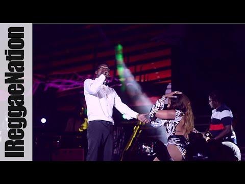 Ashanti Wines for Beenie Man | Shaggy & Friends 2016 thumbnail