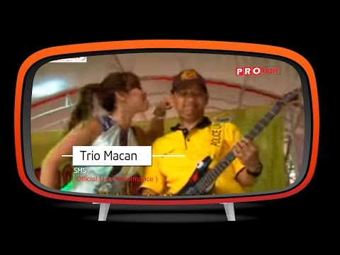 Trio Macan - SMS (Live Performance)
