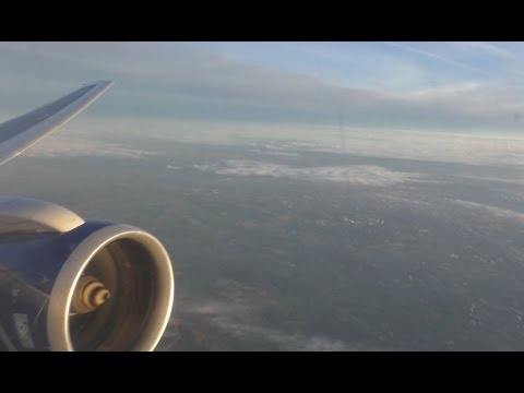 British Airways Boeing 767-300 - Glasgow to London Heathrow - Takeoff and Landing | BA1489