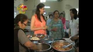 Kajal Agarwal Celebrates Her Birthday With NGO Oldage Home