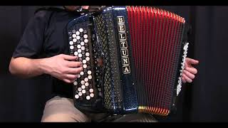 Certified Pre-Owned Accordion: Beltuna Euro IV 'C' griff