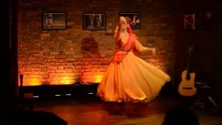 Vasumati at multipliCITIES Part 1 - Kathak recital