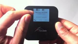 NetZero Hotspot Video Review