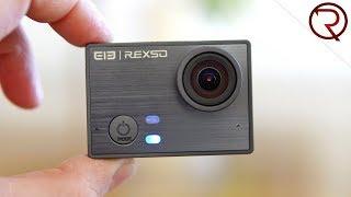 Elephone REXSO Explorer K 4K Action Camera Review