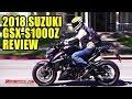 2018 Suzuki GSX S1000Z Long Term Review