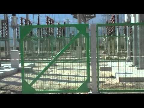 FIBREFENCE gates