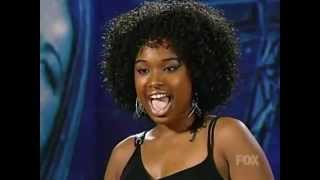 Jennifer Hudson Video - Jennifer Hudson - American Idol Audition