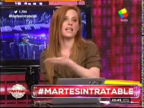 Agustina Kämpfer respondió a los cuestionamientos de Lanata por un inmueble
