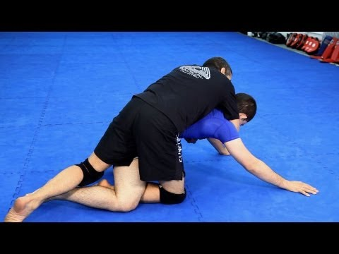 Half Guard Basics | MMA Fighting Techniques Image 1