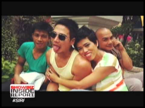 SHOWBIZ INSIDE REPORT : Piolo & Moi Interview