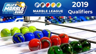 Marble Race: Marble League 2019 Qualifiers