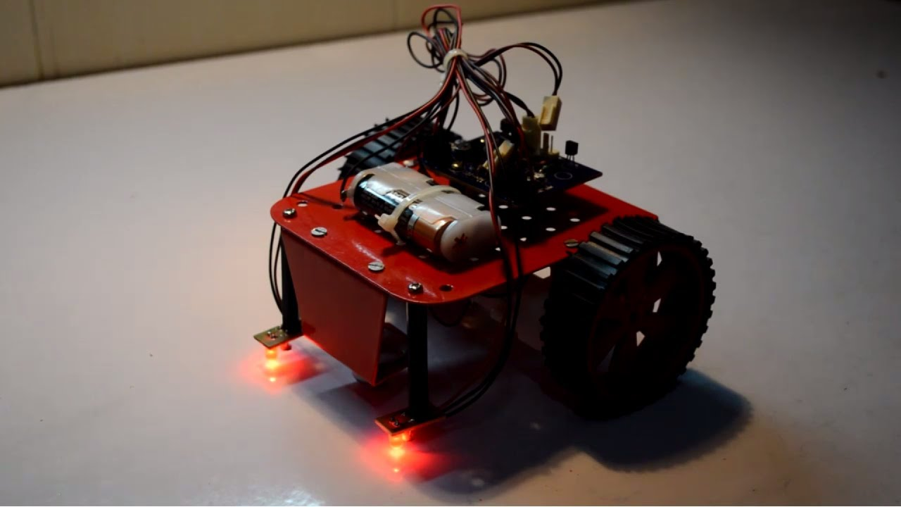 learn how to make a bot